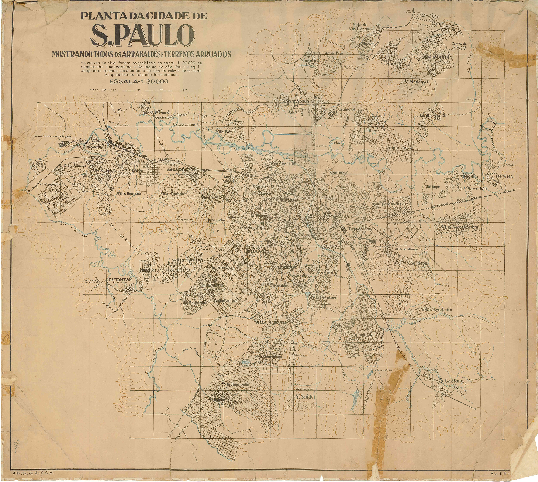 FileMapa De São Paulo Jpg Wikimedia Commons - Map of sao paulo