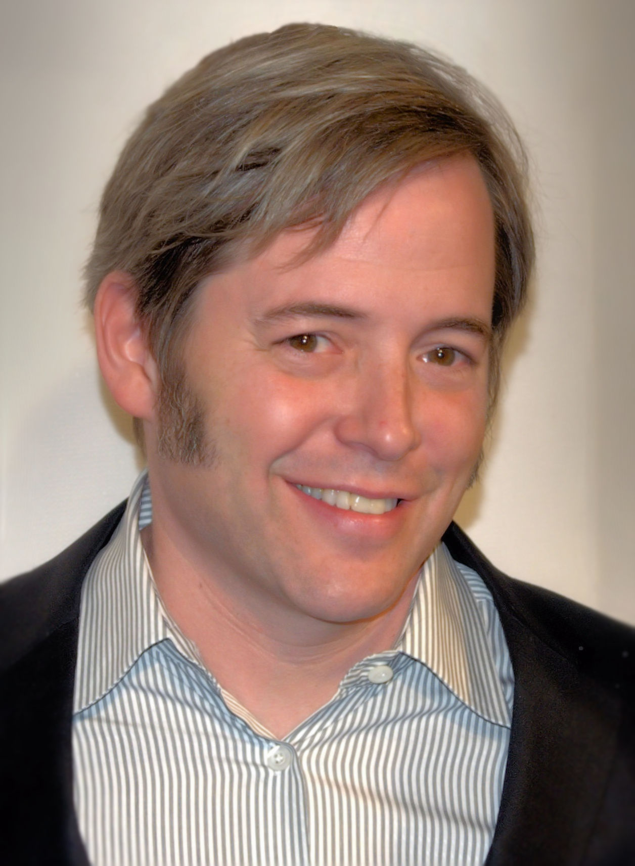 The 56-year old son of father James Broderick and mother Patricia Biow Matthew Broderick in 2018 photo. Matthew Broderick earned a  million dollar salary - leaving the net worth at 45 million in 2018