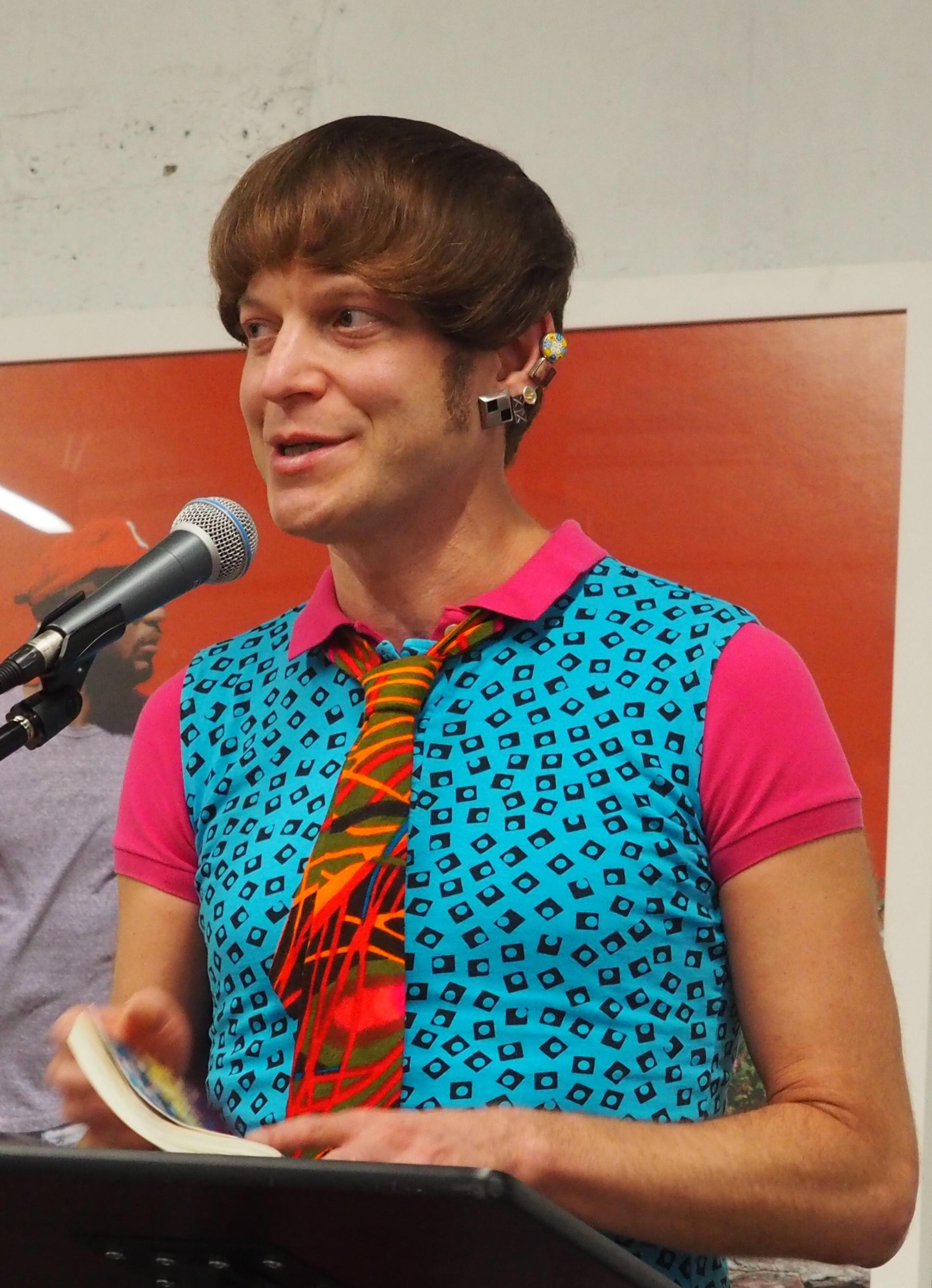Mattilda Bernstein Sycamore - Wikipedia