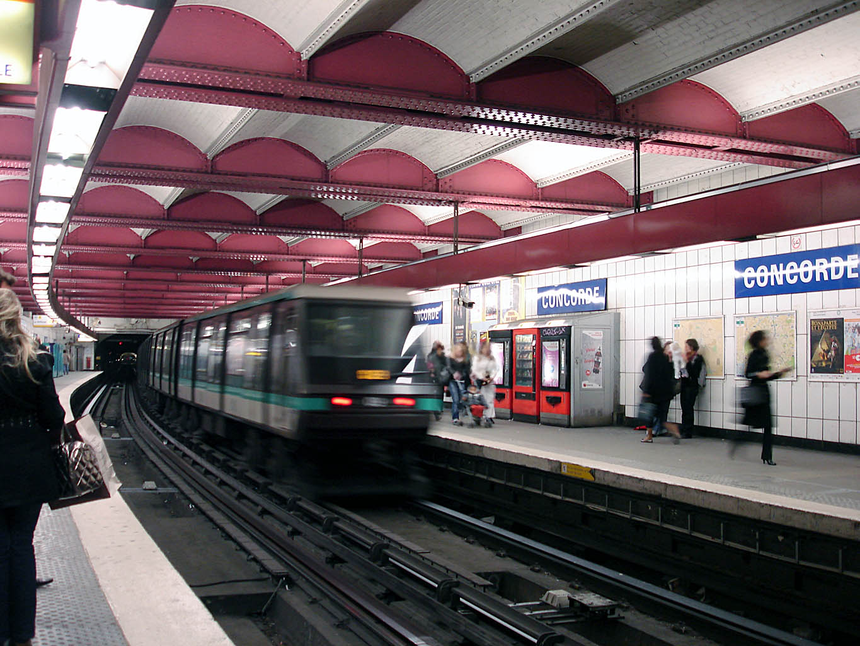 Concorde (metrostation)