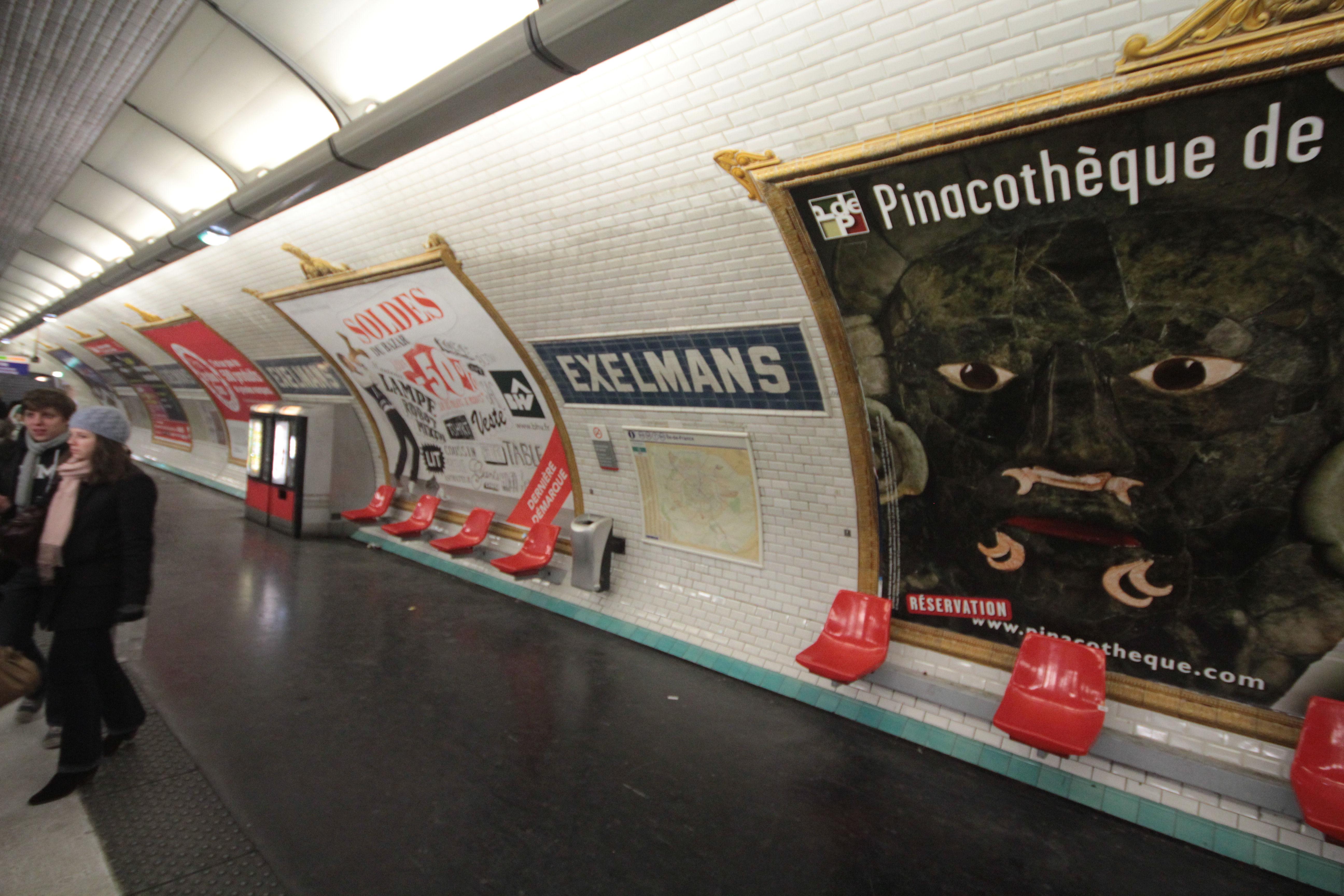 Exelmans (stanice metra v Paříži)