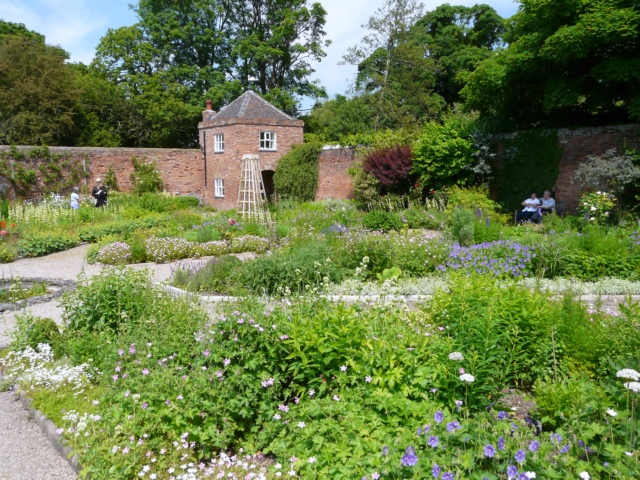 Middleton Hall - Walled Garden - geograph.org.uk - 836280