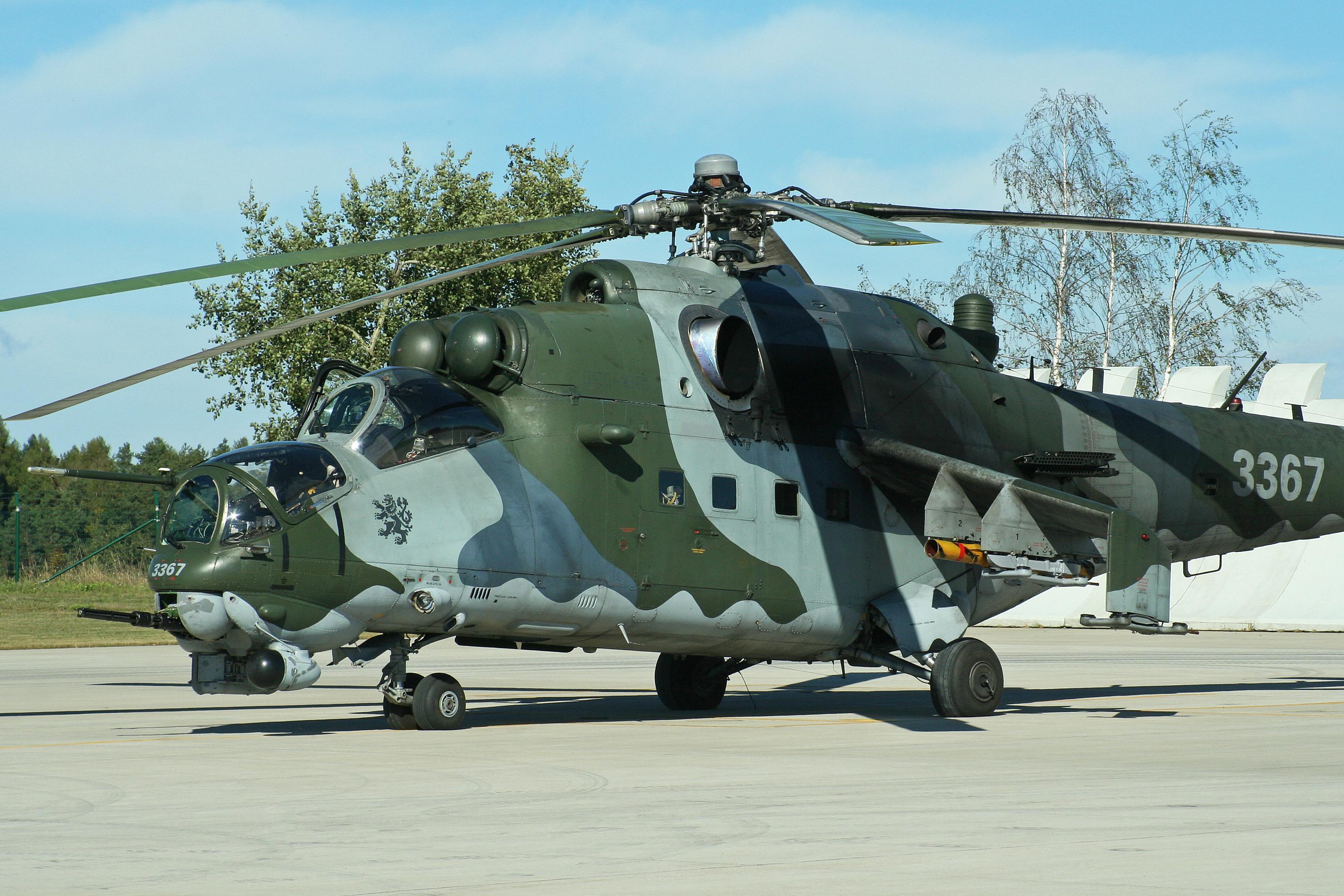 Mil Mi-24/35 Hind | Flickr