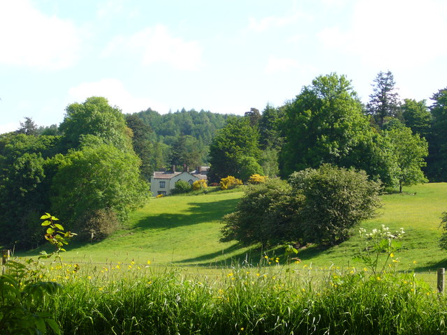 Monk Coniston historic house and garden - geograph.org.uk - 871796