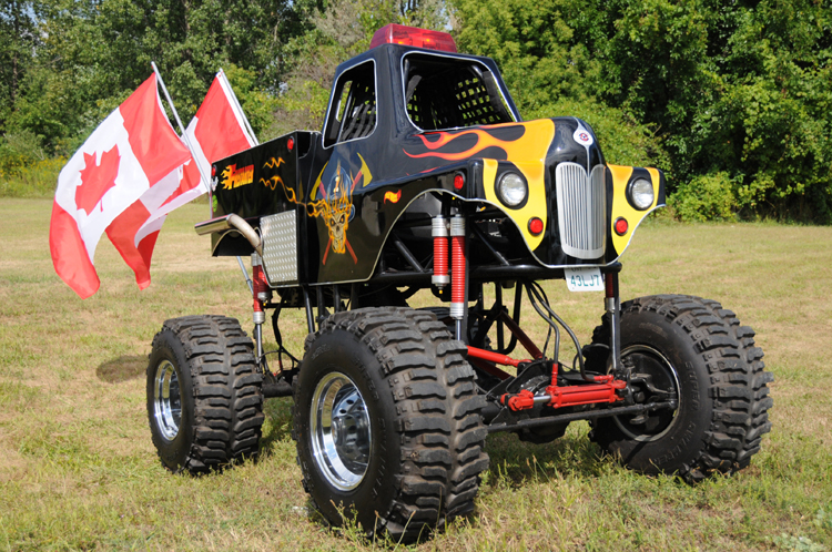 mini monster truck wikipedia. Black Bedroom Furniture Sets. Home Design Ideas