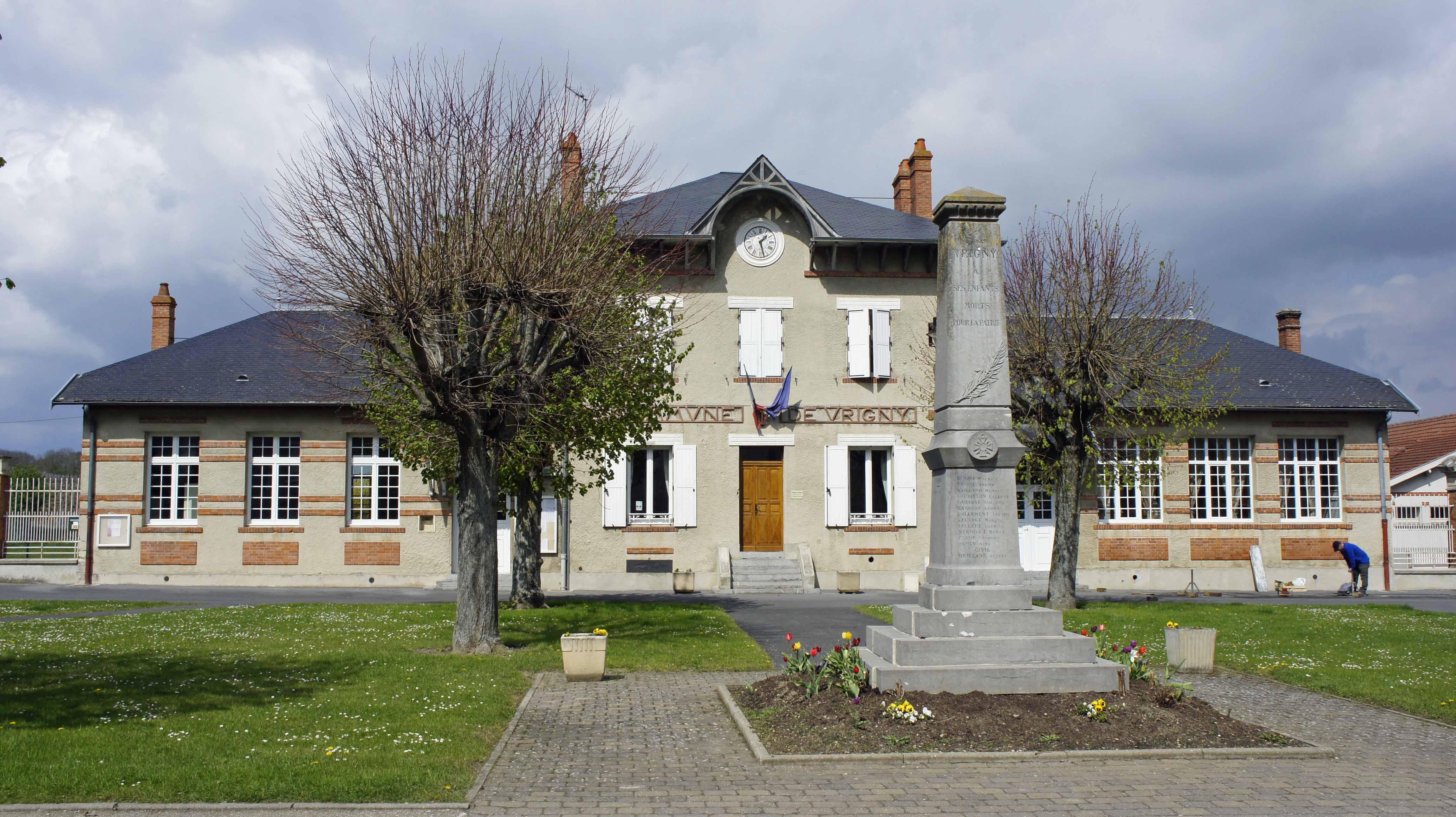 Vrigny, Marne