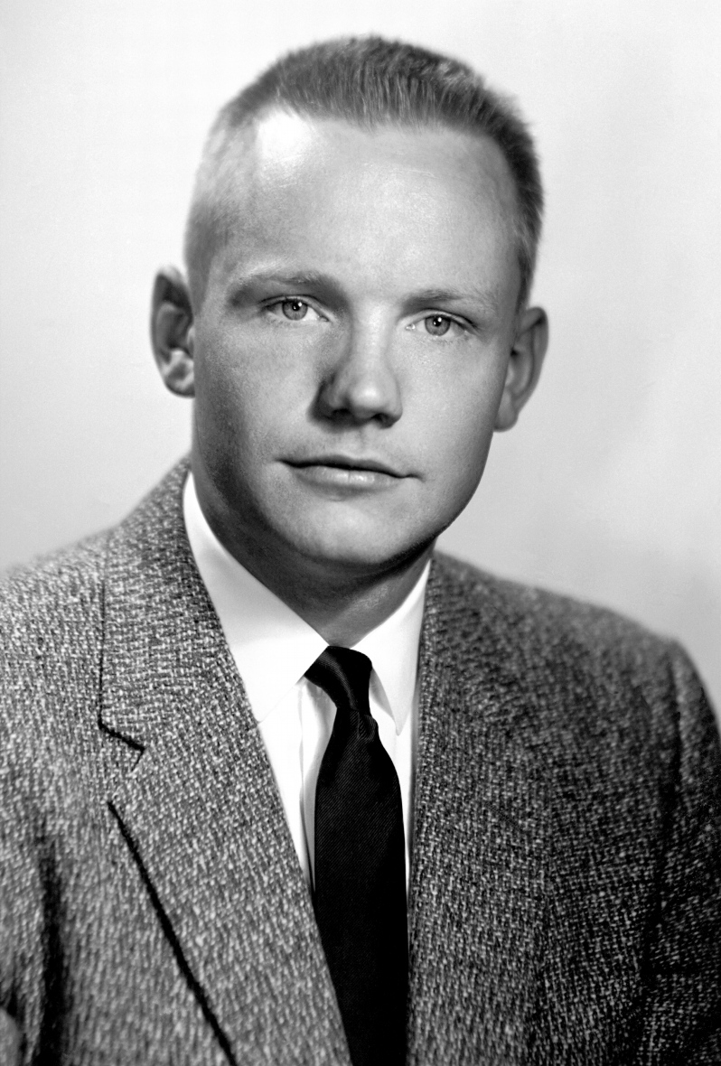 Happy 80th, Neil Armstrong!