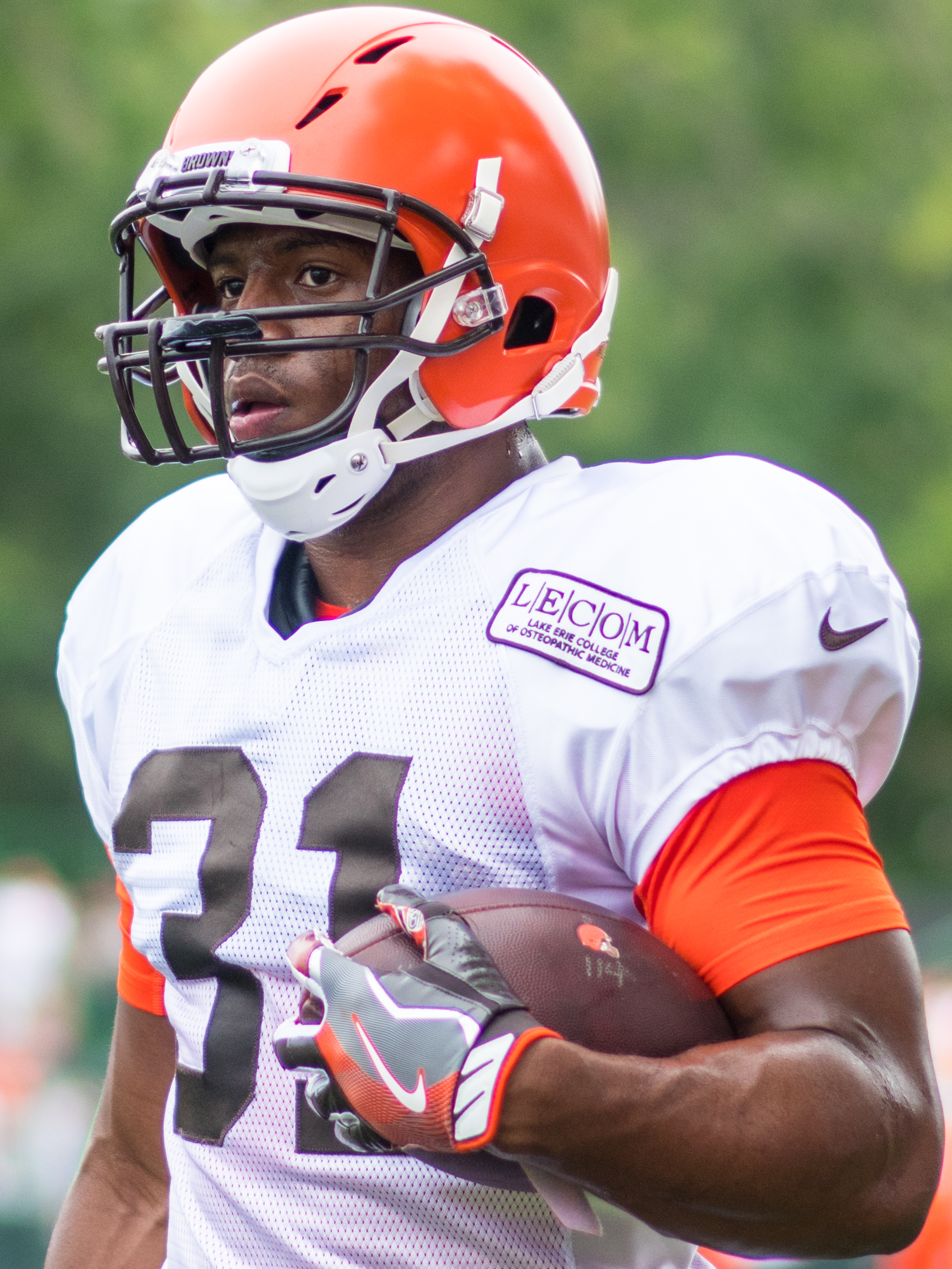 buy popular be4e0 976d3 Nick Chubb - Wikipedia