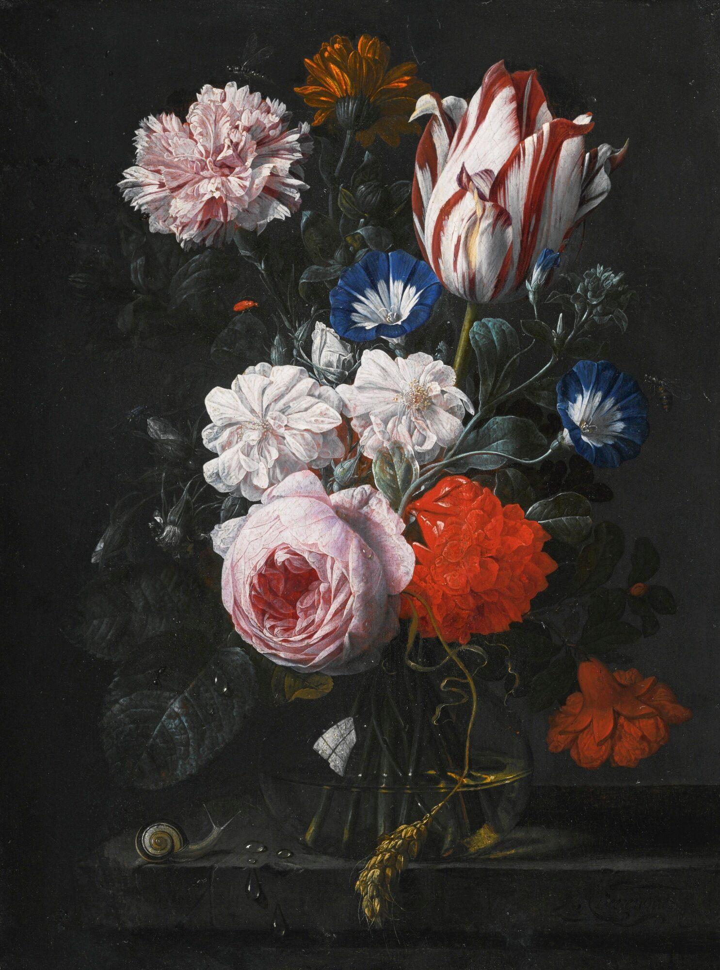 Nicolaes van verendael wikipedia for Bouquet de fleurs nature