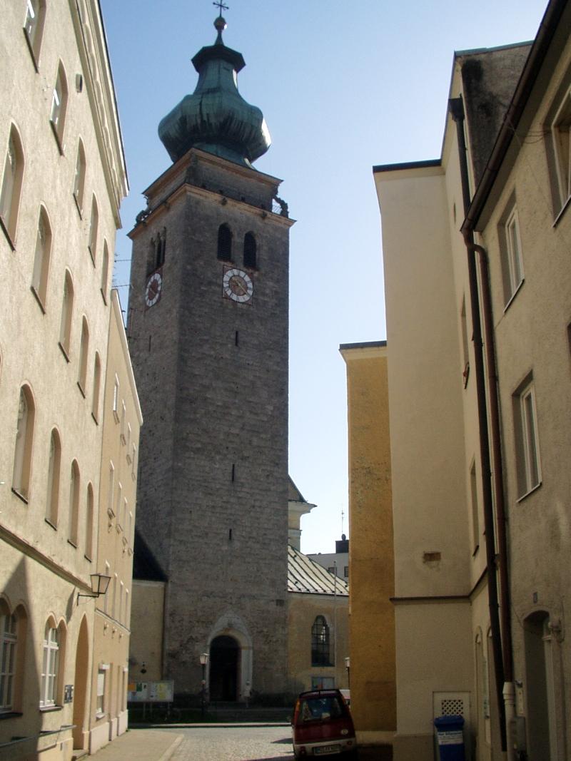 St. Nikolaus (Mühldorf am Inn) – Wikipedia
