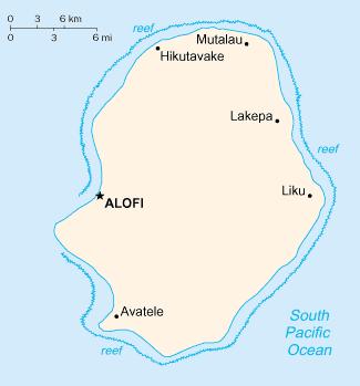Alofi, Niue - Wikipedia, the free encyclopedia