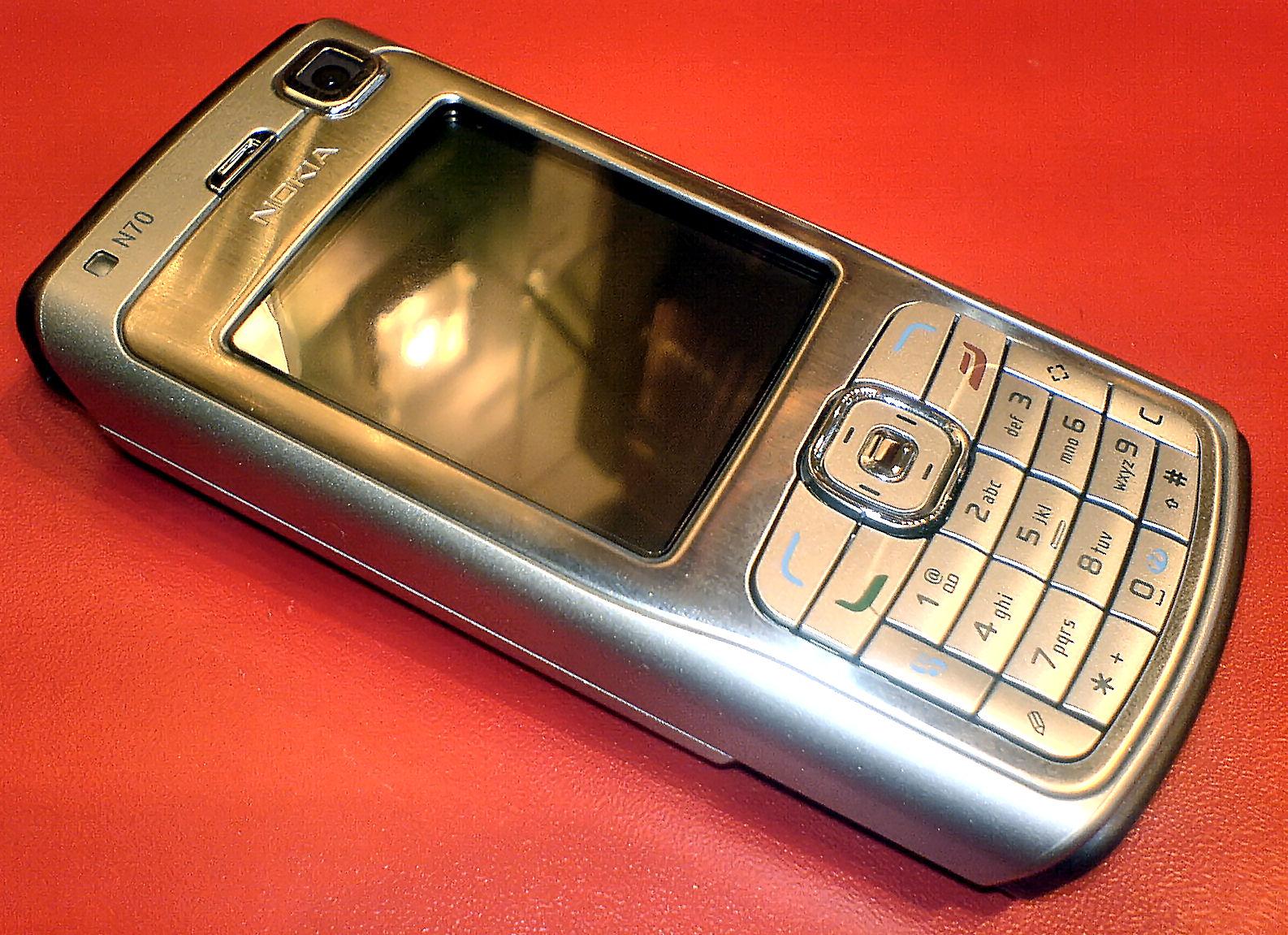 Nokia N70 - Wikipedia