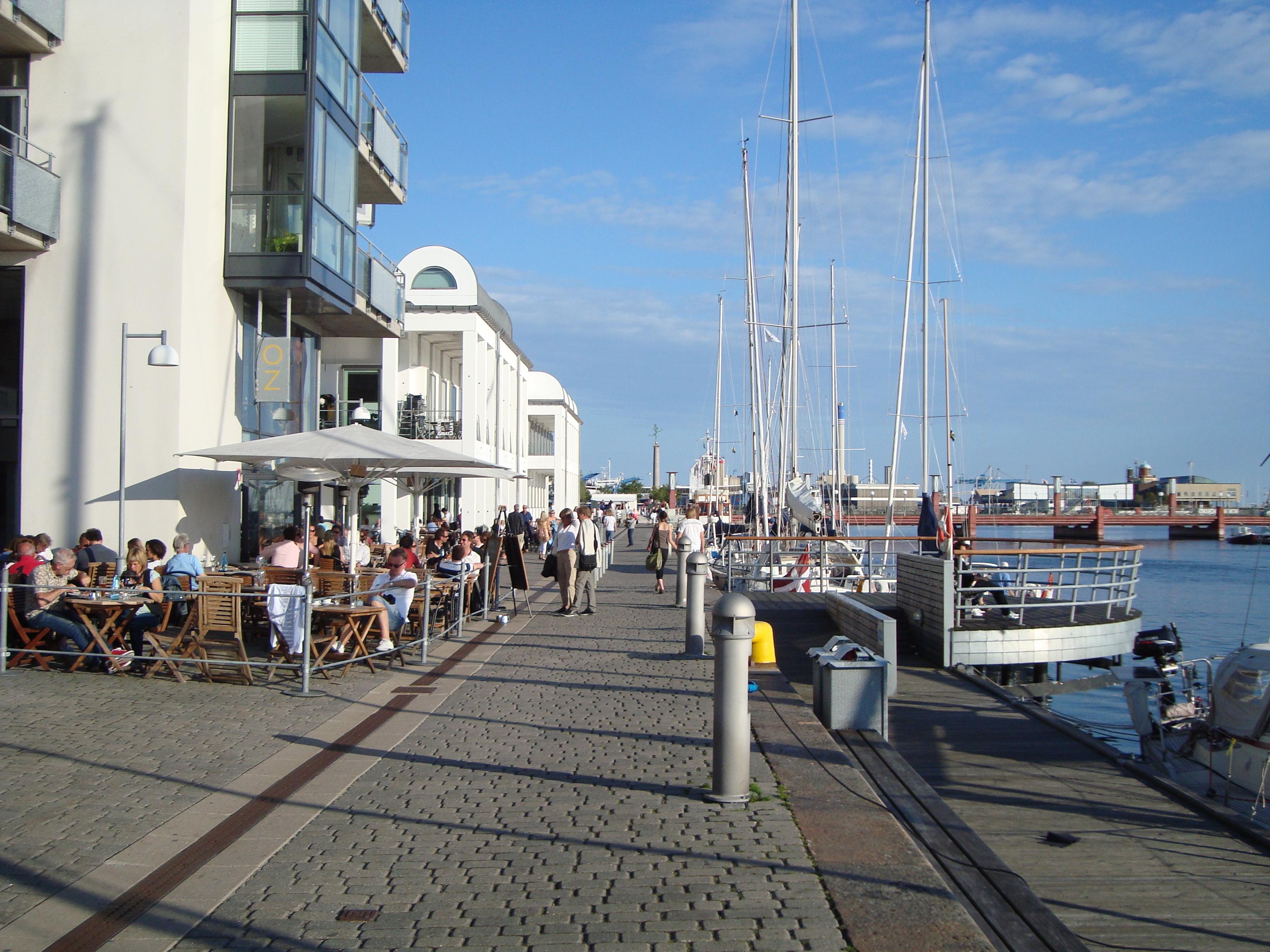Restaurang helsingborg norra hamnen