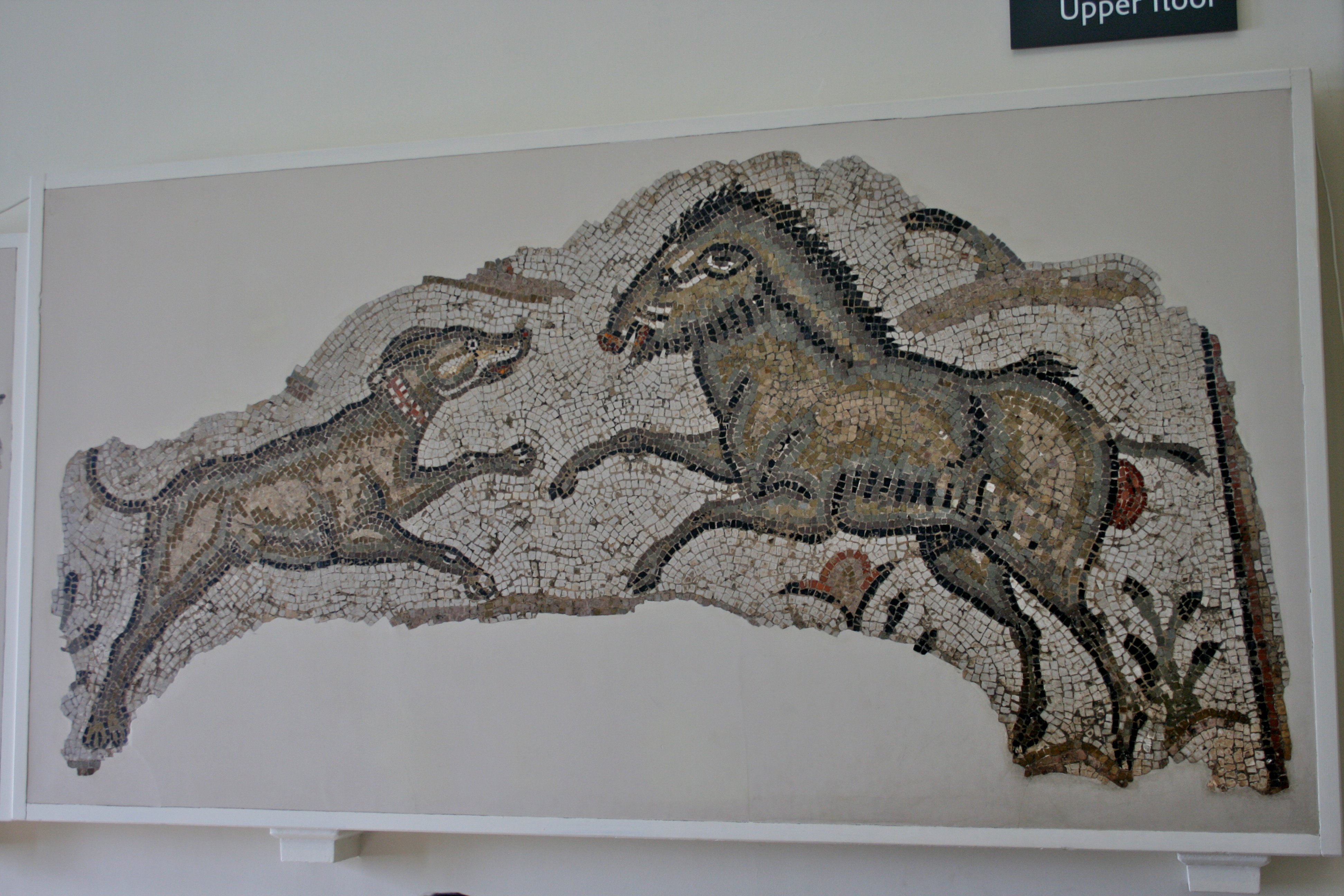 British Museum Mosaics Mosaics British Museum 3