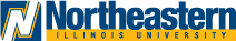 Official Wordmark of Northeastern Illinois University