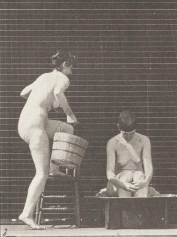 Eadweard muybridge nude women something is