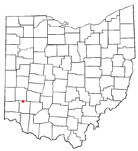Springboro Ohio Map.Springboro Ohio Familypedia Fandom Powered By Wikia