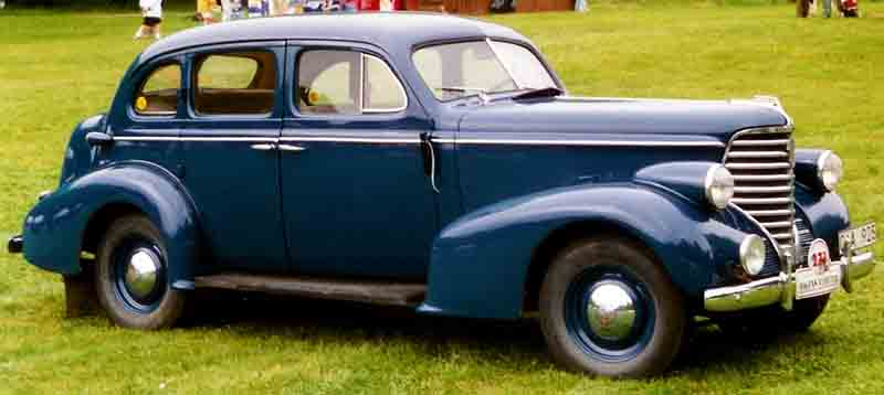 What is this car the h a m b for 1938 oldsmobile 2 door sedan