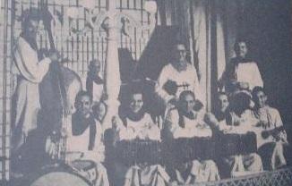 Orquesta Típica de Rafael Canaro.