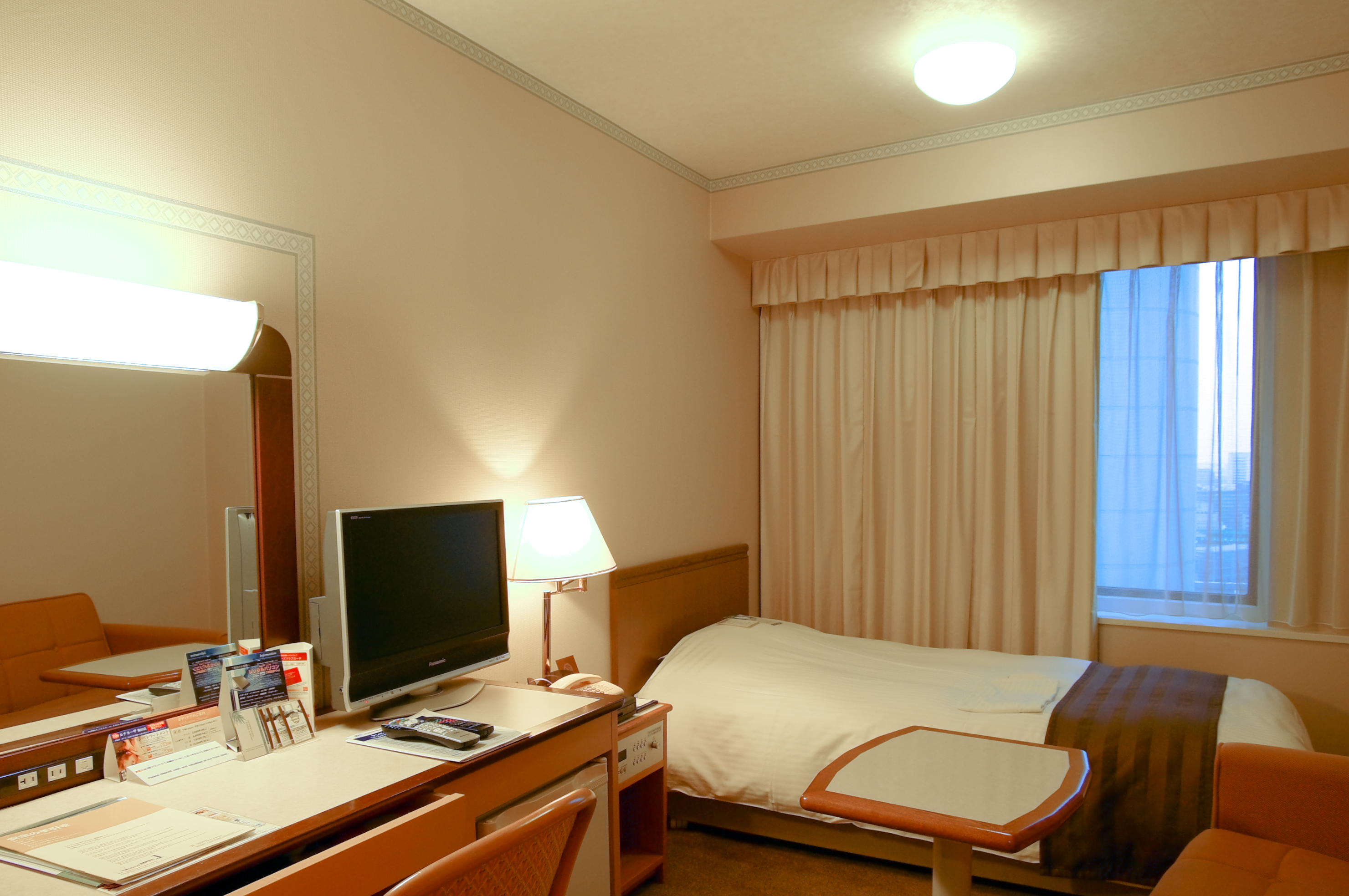 file osaka dai ichi hotel moderate single room 20100211