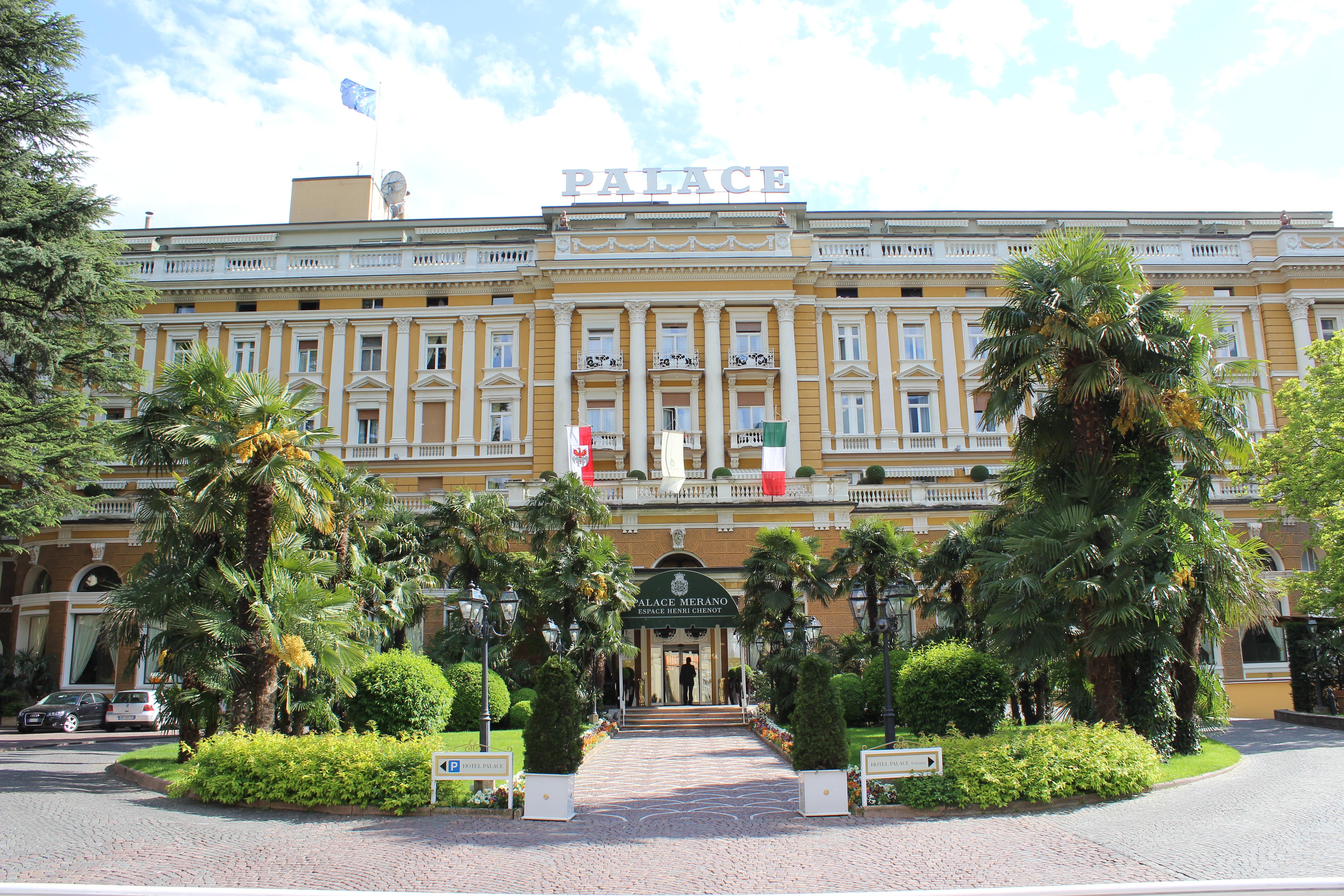 Hotel Merano  Stelle Con Centro Benebere