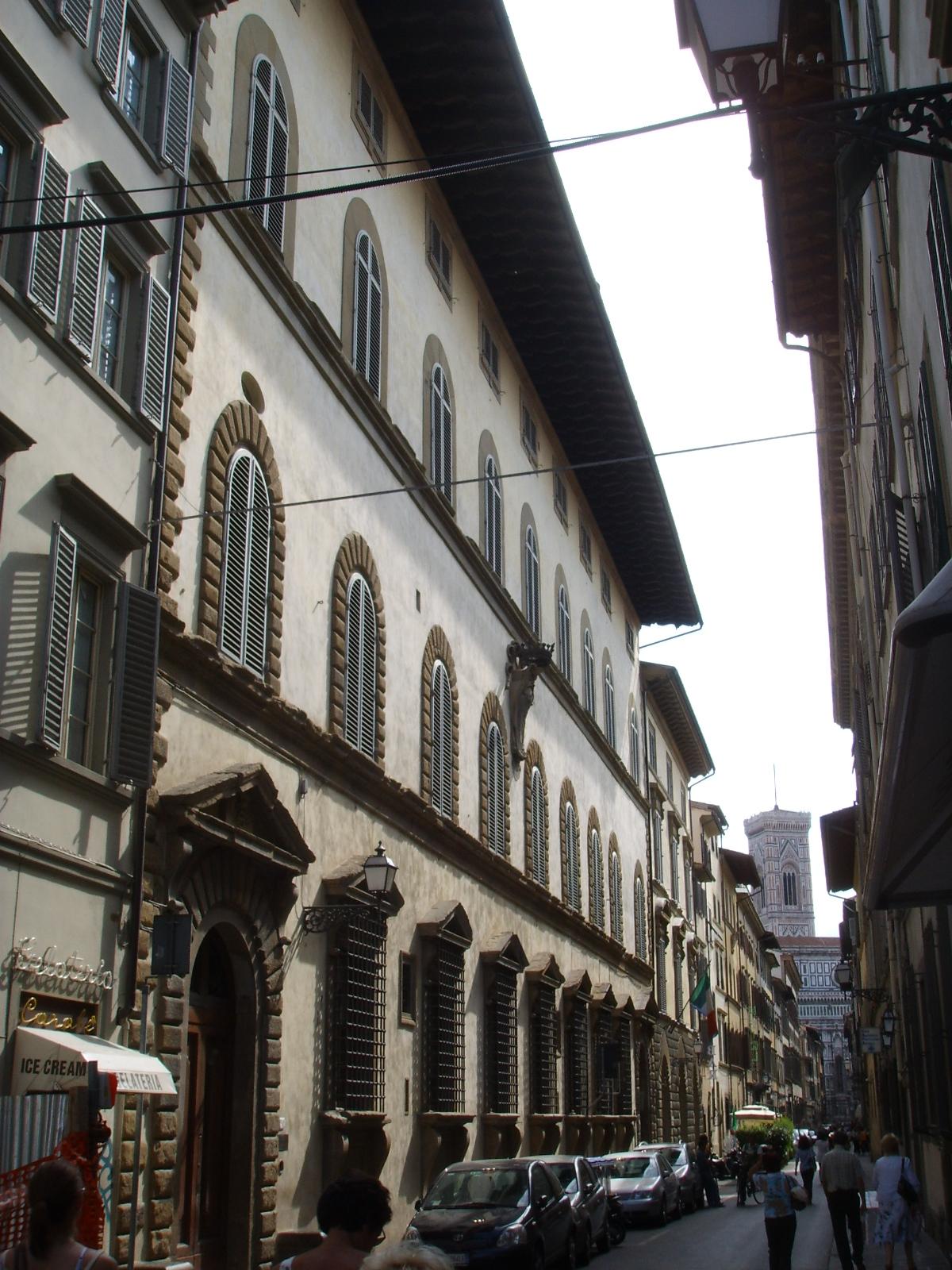 Palazzo gerini wikipedia sciox Image collections