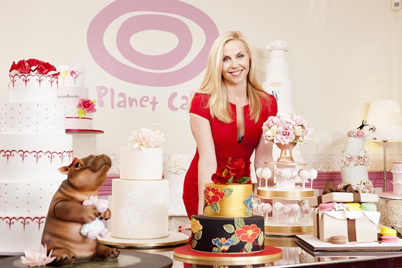 Cake Designers World Championship  Winner