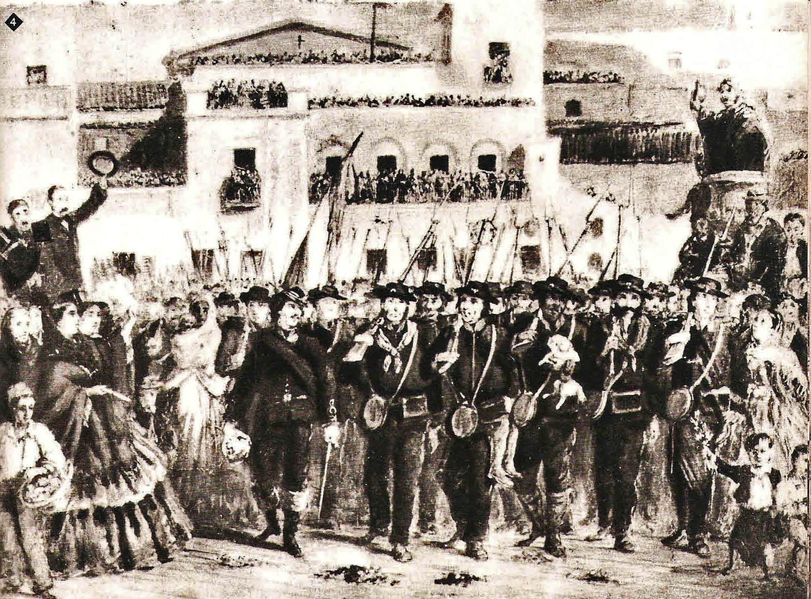 Resultado de imagen para guardia nacional argentina