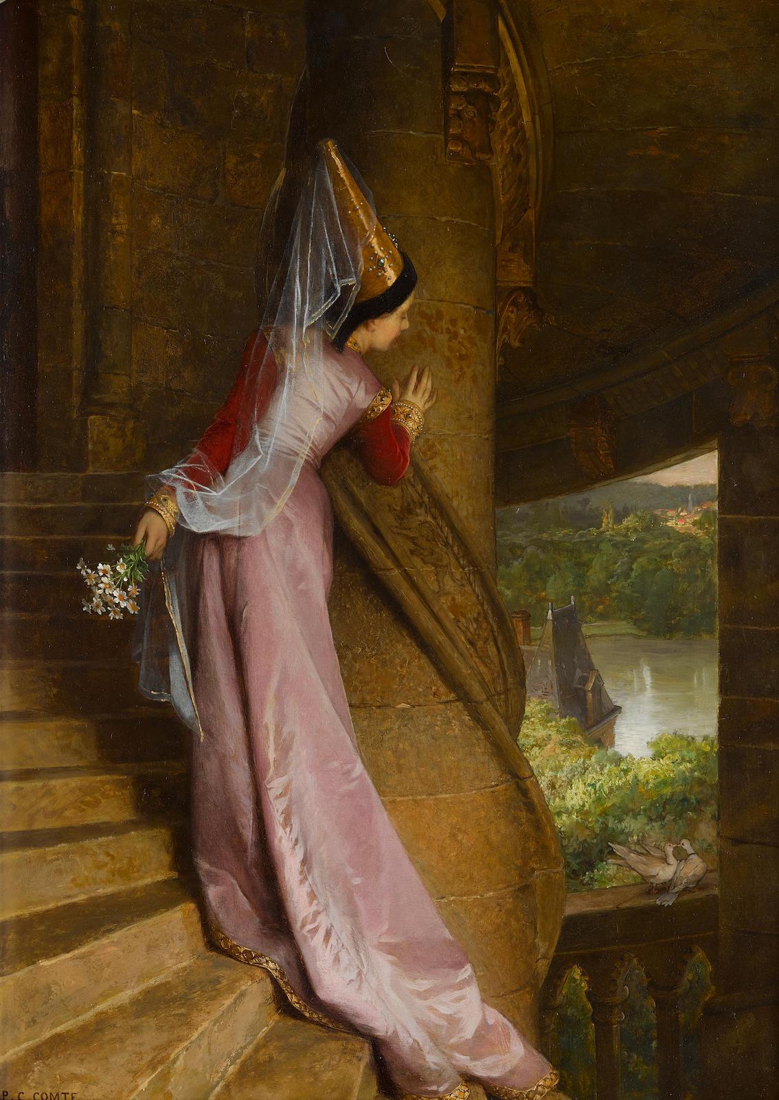 Pierre-Charles Comte - The secret rendezvous