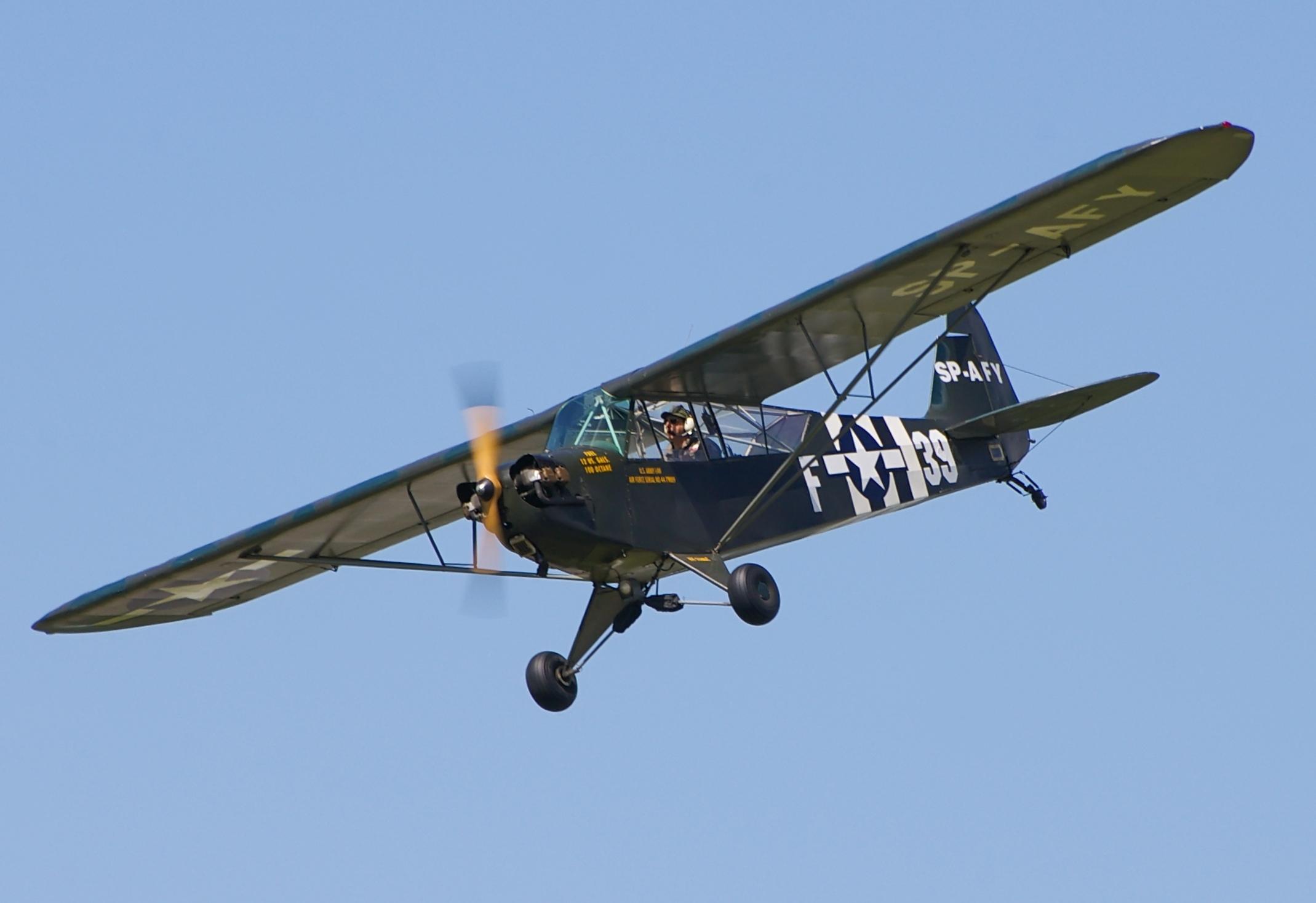 Piper J-3 Cub - Wikipedia