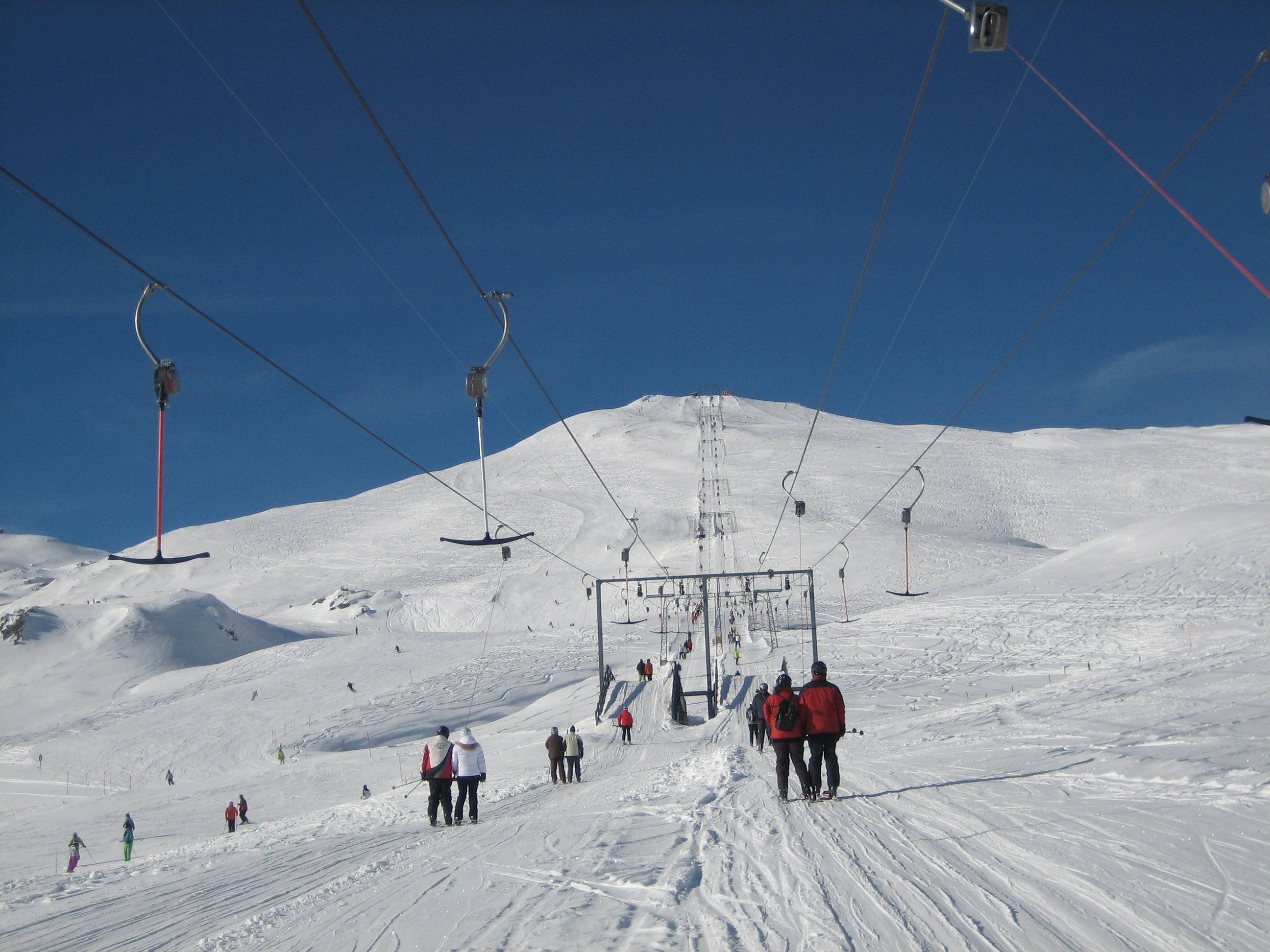 ski lift skiing snowboarding - photo #28