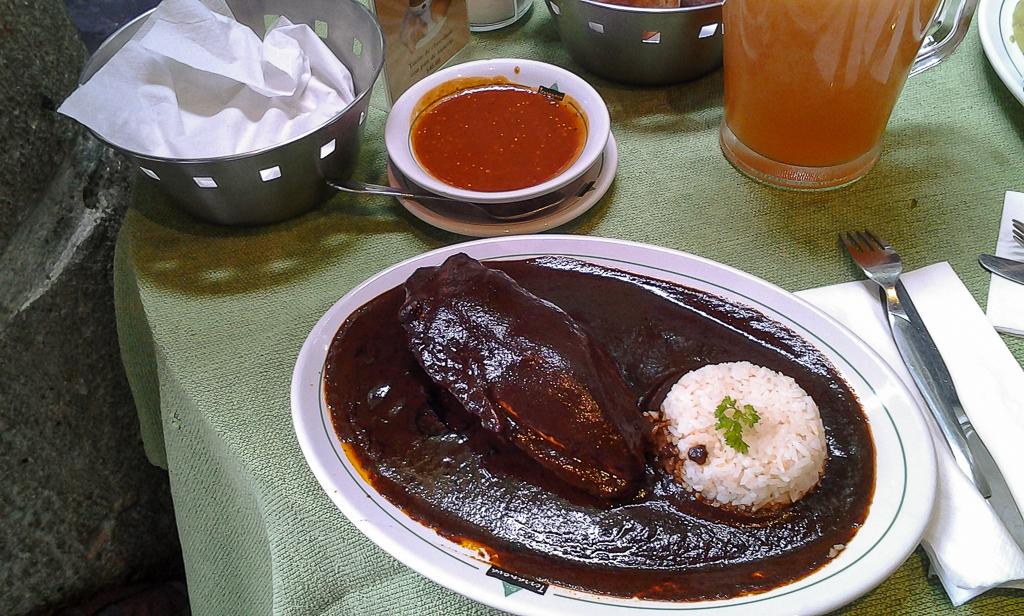 Terra Nova Restaurant Food