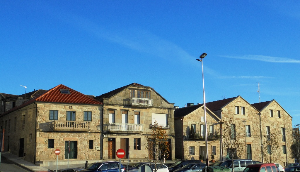 Archivo:Pontevedra capital, Casas marineras de A Moureira.jpg ...