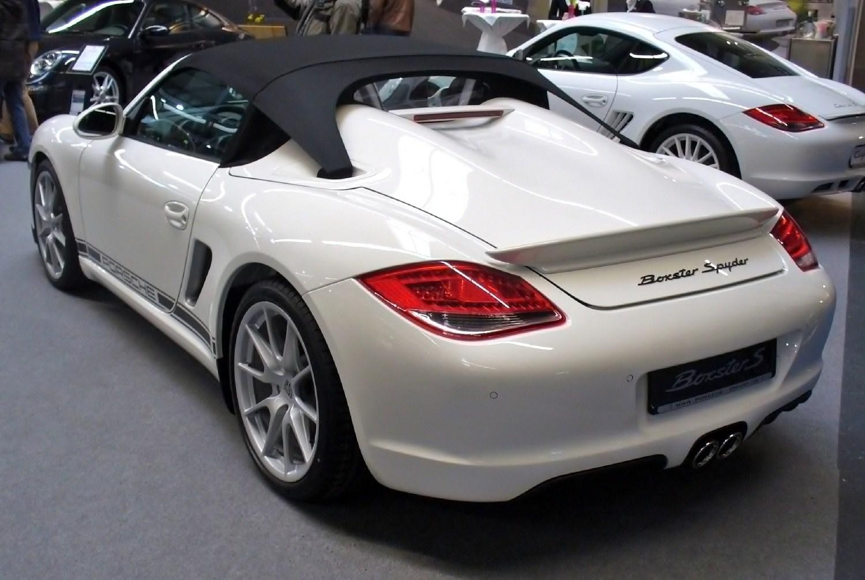 File Porsche Boxster S Spyder Heck Ame Jpg
