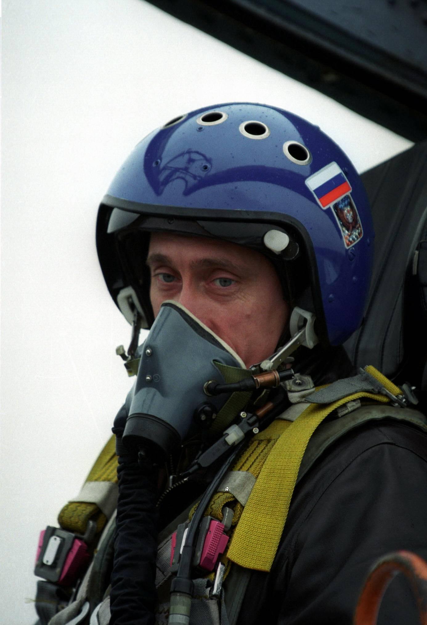 Putin im Zweiten Tschetschenienkrieg (März 2000)