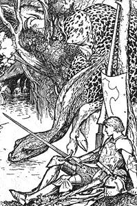 König Artus und das Questentier