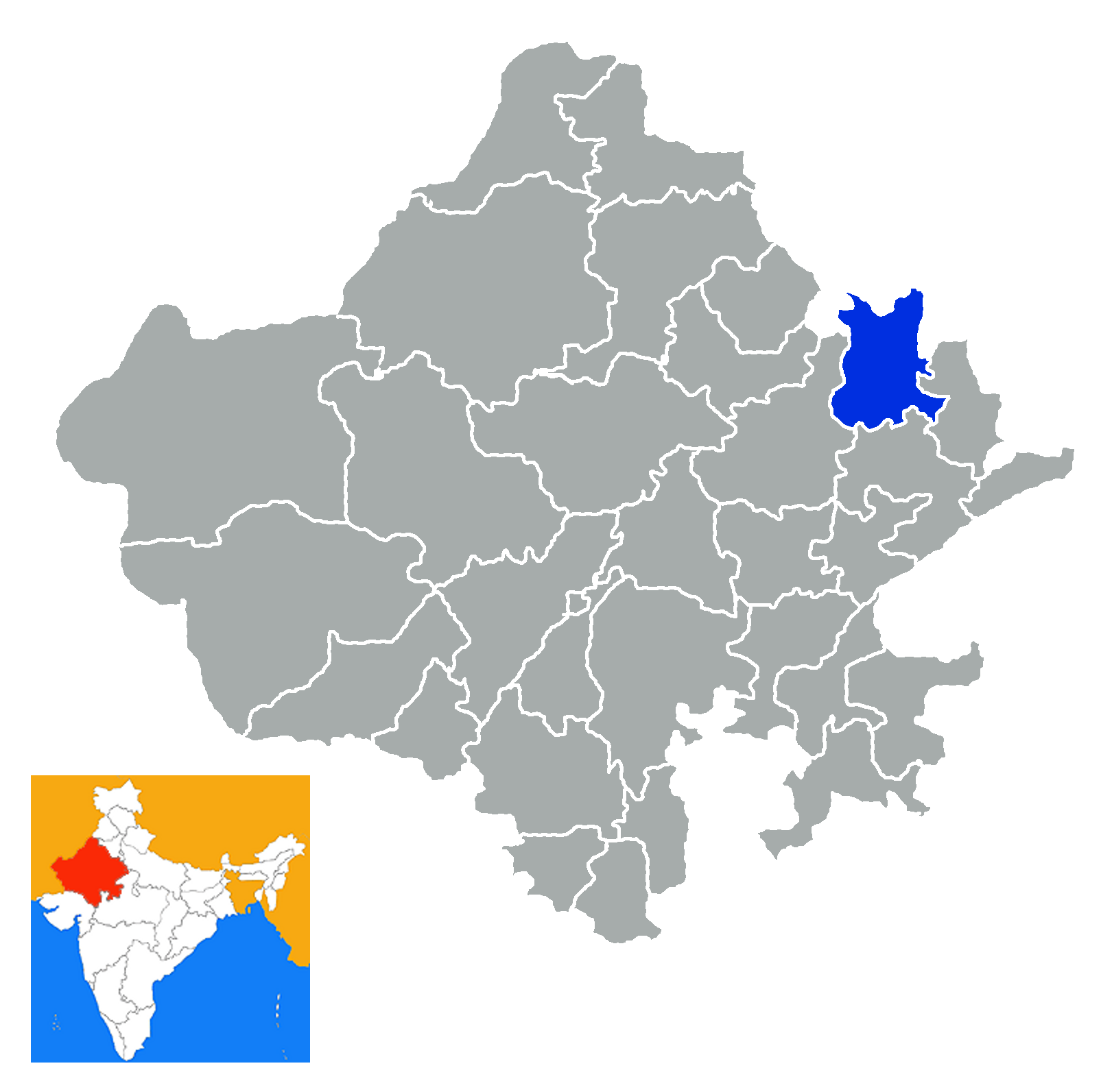 Alwar district - Wikipedia
