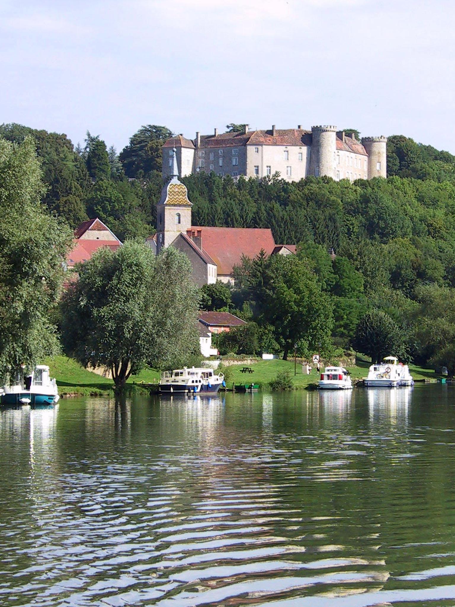 Kasteel van Ray-sur-Saône
