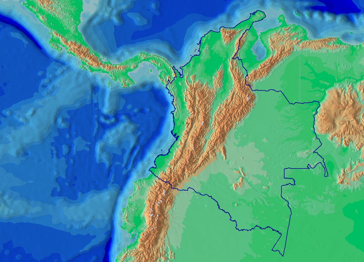 SISTEMA MONTAOSO DE COLOMBIA