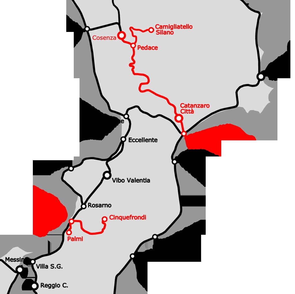 ferrovia calabria - photo#16