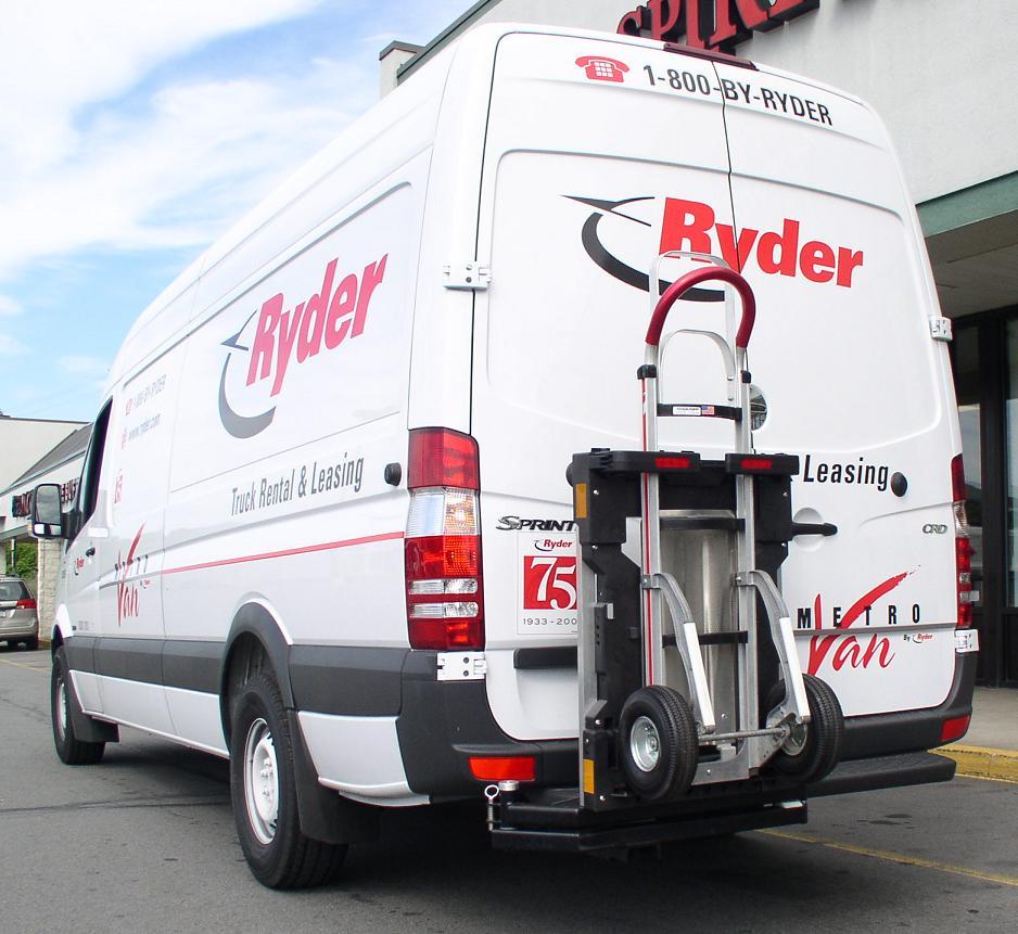 Ryder Cargo Vans For Sale