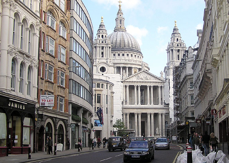 england ludgate hill london - photo #5