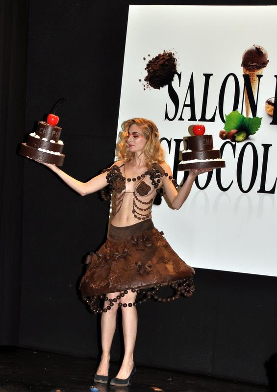 Salon du chocolat for Salon des vignerons paris 2017