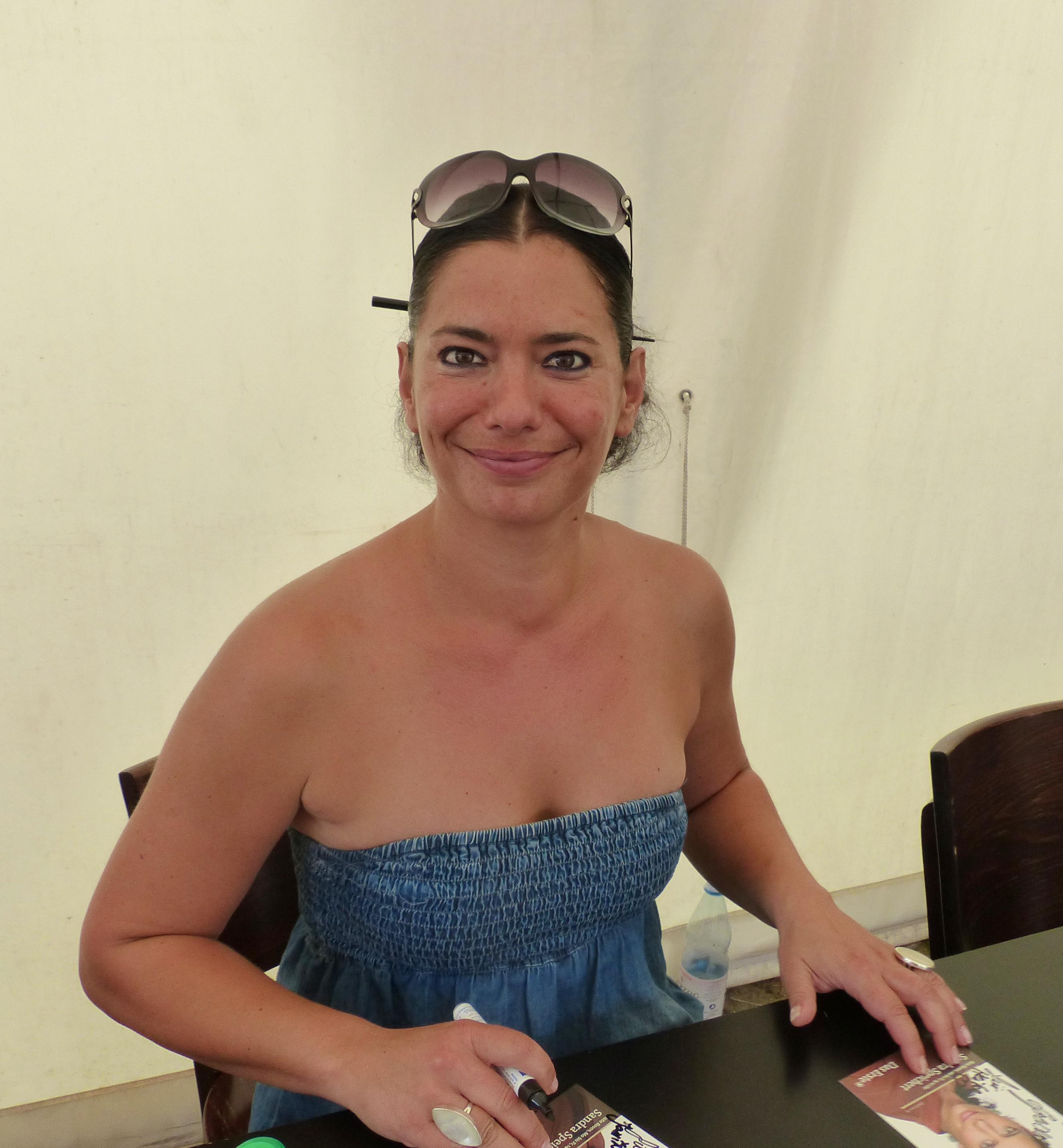 Sandra Speichert Größe