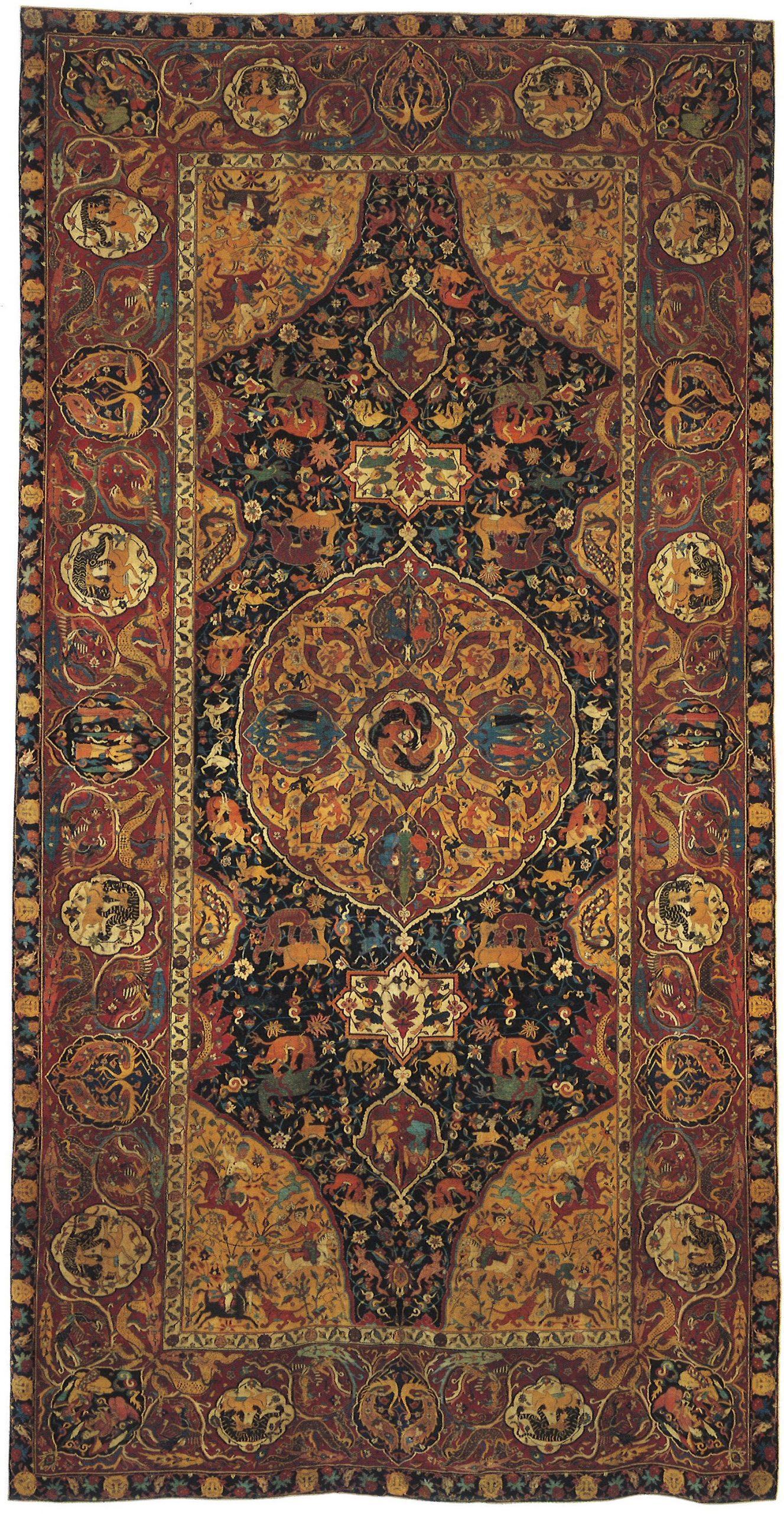 File Sanguszko Carpet 01 Jpg Wikimedia Commons