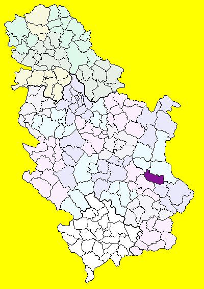 svrljig mapa Lalinac (Svrljig)   Wikipedia svrljig mapa