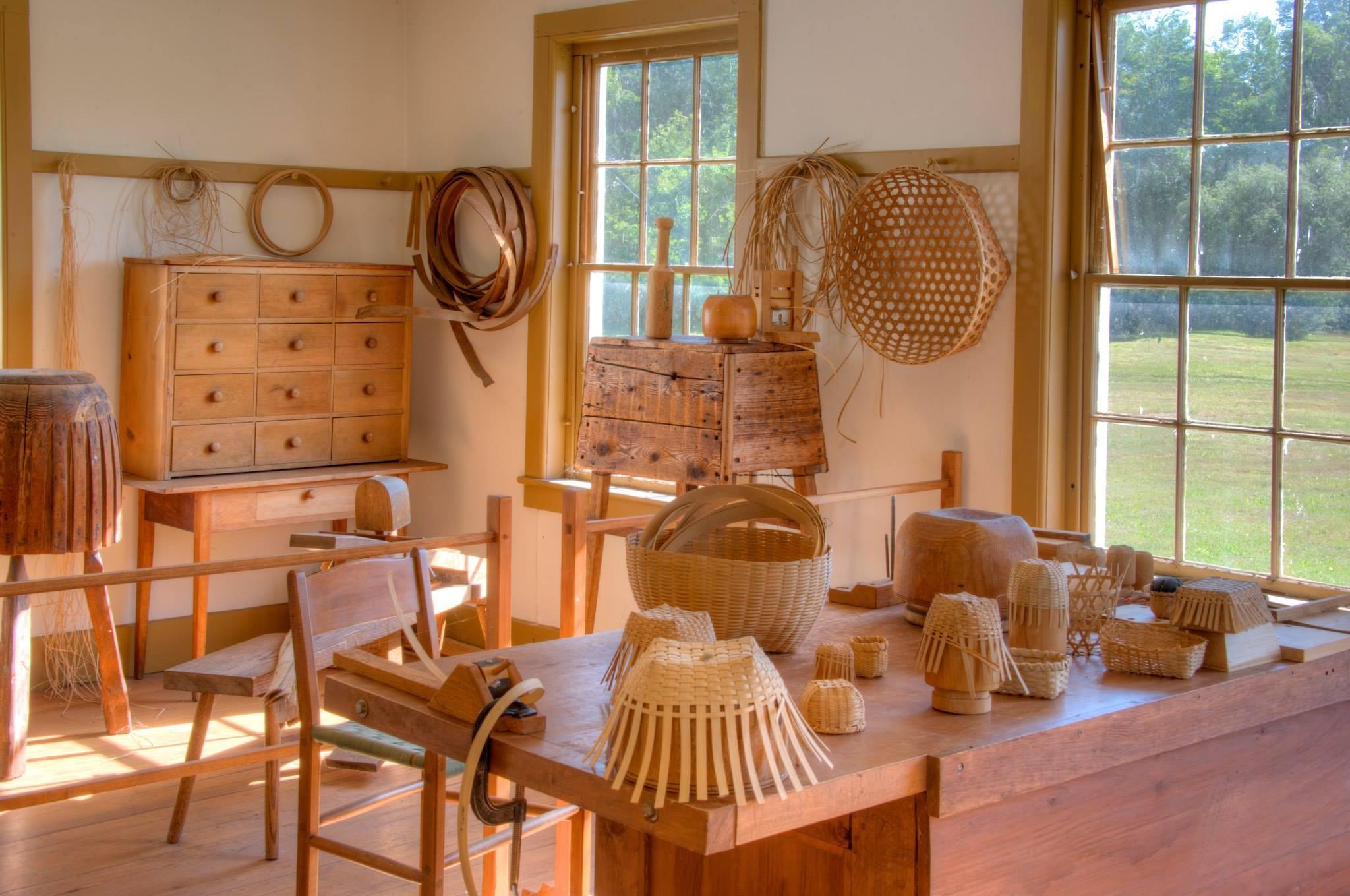 fileshaker basket manufacture ministry shop hancock shaker villagejpg