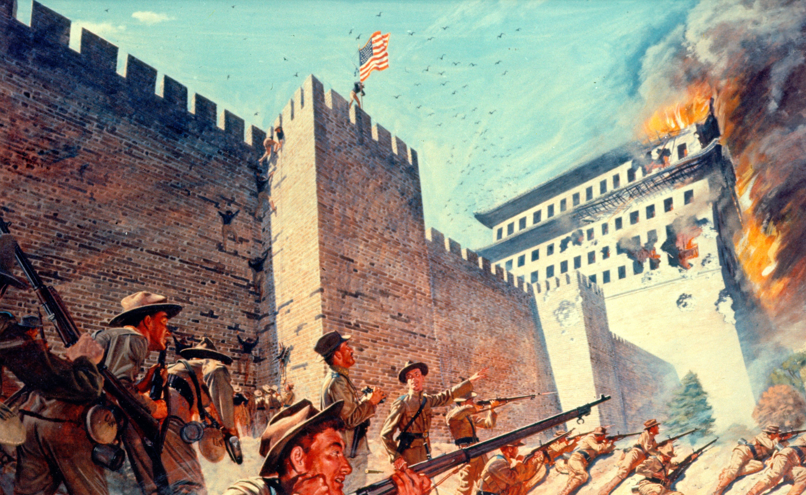 a history of the boxer rebellion in china The boxer rebellion the boxer rebellion was a bloody uprising in northern china in 1900 in which hundreds of chinese and more than 200 people from other countries were killed.