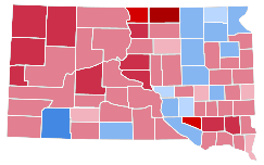South Dakota Gubernatorial Election Results by County,1968.png
