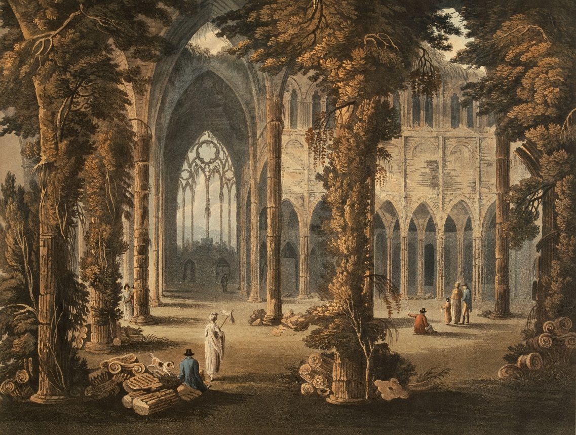 """a comparison of tintern abbey by joseph turner and william wordsworth Loco-descriptive or topographical poetry—the poetry of specific places—has a long and distinguished history in english, including such prototypes as john denham's """"cooper's hill"""" (1642), william wordsworth's """"tintern abbey"""" (1798), and other representations of named landscapes, prospects, great houses, and ruins, among other."""